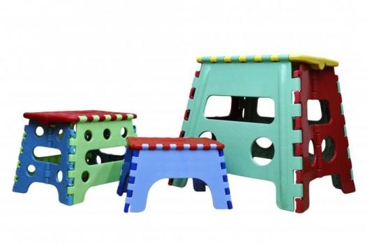 Фото - Детский стул раскладной Большой 32см купить в киеве на подарок, цена, отзывы
