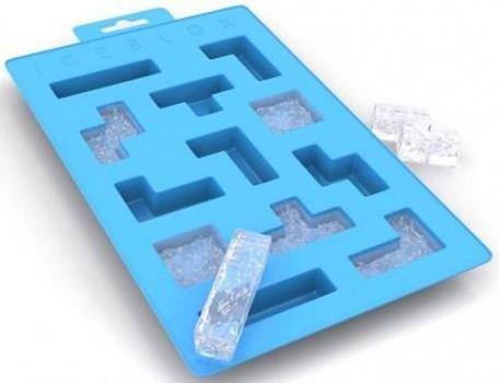 Фото - Формы для льда Тетрис купить в киеве на подарок, цена, отзывы