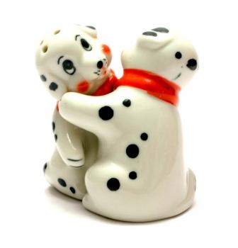 Фото - Солонка с перечницей  Долматинцы купить в киеве на подарок, цена, отзывы