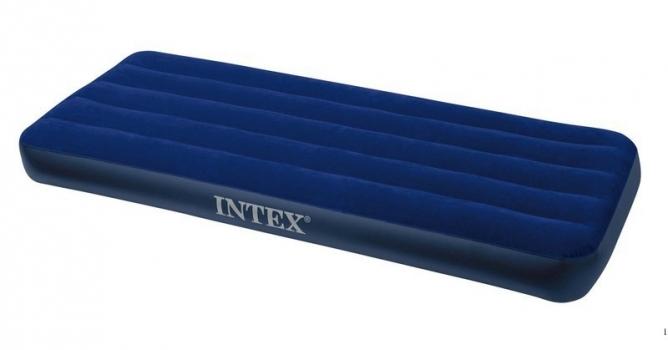 Фото - Матрас надувной Intex, 76 см купить в киеве на подарок, цена, отзывы