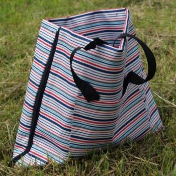 Фото - Пляжный коврик - сумка с водонепроницаемым дном купить в киеве на подарок, цена, отзывы
