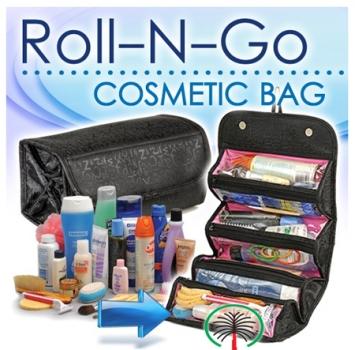 Фото - Органайзер для косметики Roll and Go купить в киеве на подарок, цена, отзывы
