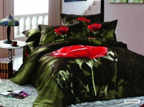 Фото - Постельное белье Arya MASSIMO бамбук купить в киеве на подарок, цена, отзывы