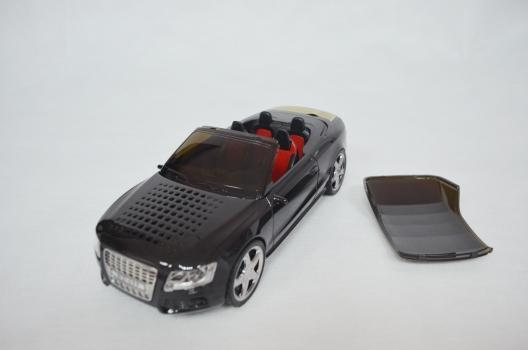 Фото - Колонка - Машинка Audi Coupe (колонка, плеер mp3, радио) купить в киеве на подарок, цена, отзывы
