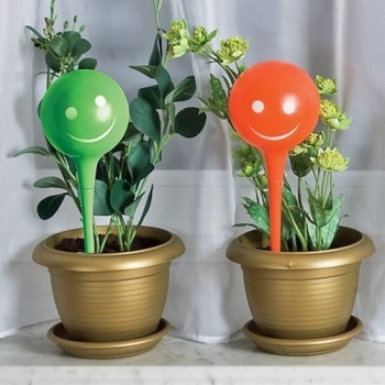 Фото - Автополив для растений ФЛАУРА 6шт купить в киеве на подарок, цена, отзывы