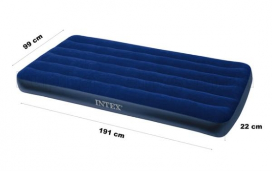 Фото - Матрас надувной Intex, 99см купить в киеве на подарок, цена, отзывы