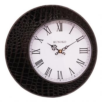 Фото - Настенные часы Eclipse черные купить в киеве на подарок, цена, отзывы