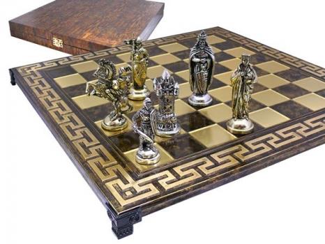 Фото - Шахматы Греческие MARINAKIS купить в киеве на подарок, цена, отзывы
