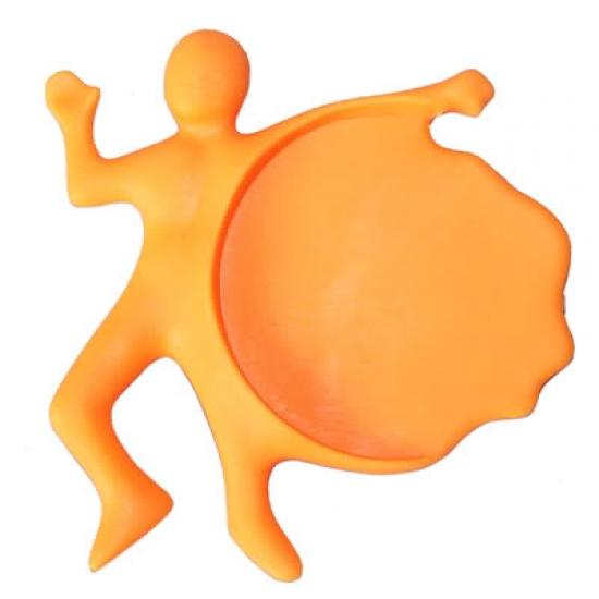 Фото - Подставка оранжевая для горячей чашки купить в киеве на подарок, цена, отзывы
