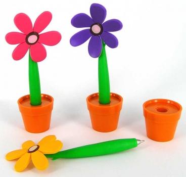 Фото - Ручка на подставке Цветок купить в киеве на подарок, цена, отзывы