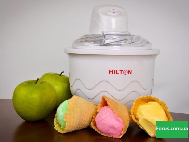 Фото - Мороженица Hilton ICM 3850 купить в киеве на подарок, цена, отзывы