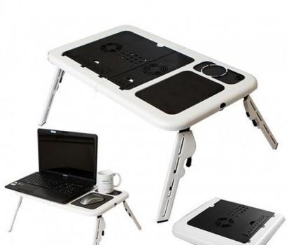 Фото - Столик-подставка для ноутбука Etable купить в киеве на подарок, цена, отзывы
