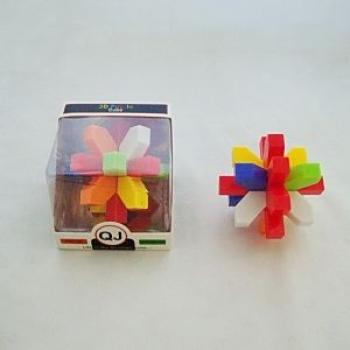 Фото - Головоломка цветная Цветок купить в киеве на подарок, цена, отзывы