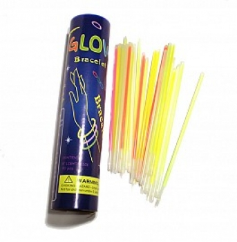 Фото - Светящиеся палочки 15 шт купить в киеве на подарок, цена, отзывы