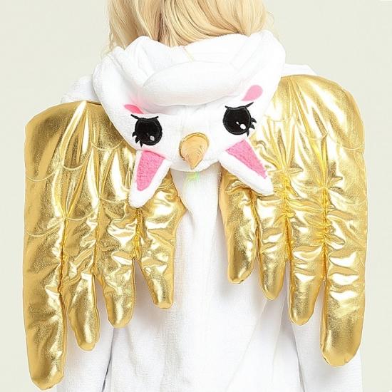 ... отзывы · фото 25068 Кигуруми Единорог белый с крыльями M цена cda82f30a30ad