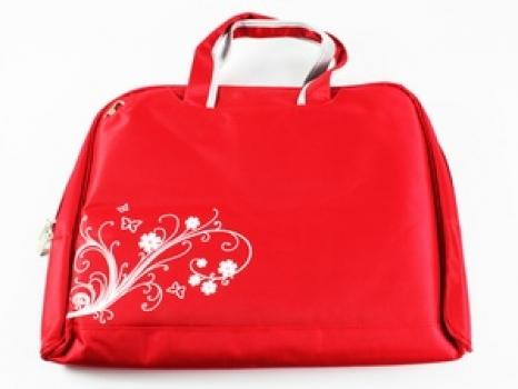 Фото - Сумка для ноутбука НР Growth Красная купить в киеве на подарок, цена, отзывы