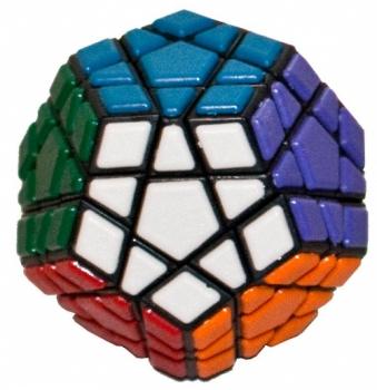 Фото - Кубик рубика МЕГАМИНКС Пятиугольный купить в киеве на подарок, цена, отзывы