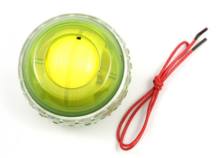 Фото - Кистевой тренажер Power Ball купить в киеве на подарок, цена, отзывы