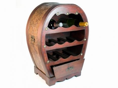 Фото - Бар-тумба 10 бутылок купить в киеве на подарок, цена, отзывы