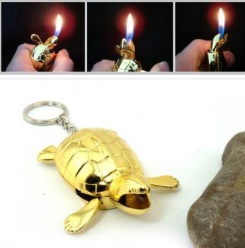 Фото - Зажигалка пьезо черепаха купить в киеве на подарок, цена, отзывы