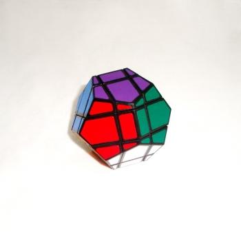 Фото -  Кубик рубика МЕГАМИНКС Пятиугольный средний купить в киеве на подарок, цена, отзывы
