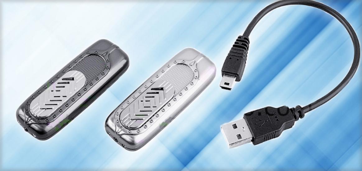 Фото - USB зажигалка со встроенным детектором валют купить в киеве на подарок, цена, отзывы