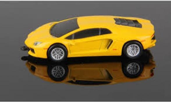 Фото - Флешка 8gb металл Машина Ламборджини купить в киеве на подарок, цена, отзывы