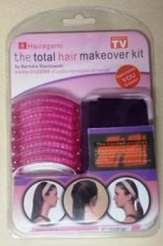 Фото - Hairagami Total Hair Makeover Kit - набор заколок купить в киеве на подарок, цена, отзывы
