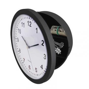 Фото - Настенные часы Сейф clock safe купить в киеве на подарок, цена, отзывы