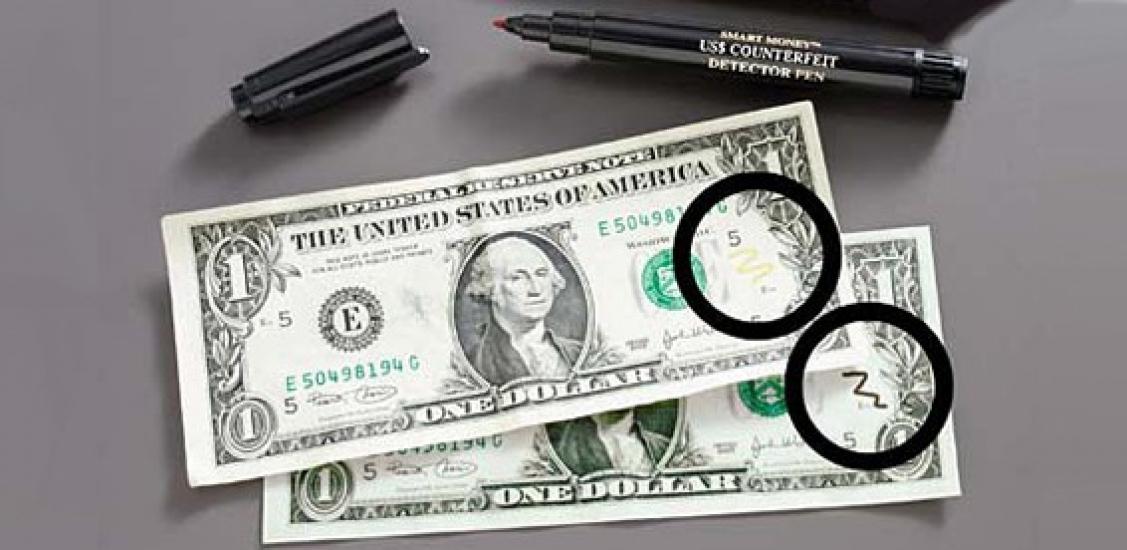 Фото - Маркер-детектор для проверки денег купить в киеве на подарок, цена, отзывы