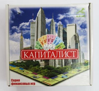 Фото -  Экономическая игра Капиталист купить в киеве на подарок, цена, отзывы