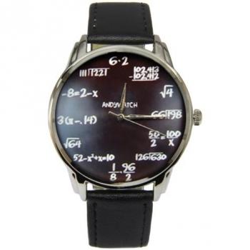 Фото - Часы наручные Математика купить в киеве на подарок, цена, отзывы