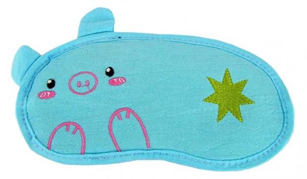 Фото - Охлаждающая маска для сна Поросенок в ассортименте купить в киеве на подарок, цена, отзывы