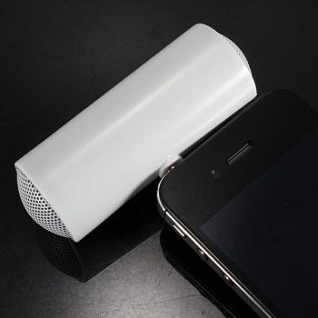 Фото - Портативная мини колонка спикер для телефонов, MP3 плееров и других устройств с 3.5 мм разъёмом (стандартный) купить в киеве на подарок, цена, отзывы