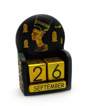 Фото - Вечный календарь Египет фараон купить в киеве на подарок, цена, отзывы
