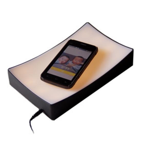 Фото - Светодиодная подставка под телефон купить в киеве на подарок, цена, отзывы