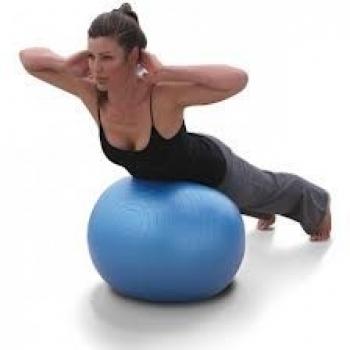 Фото - Фитнес мяч 65см купить в киеве на подарок, цена, отзывы