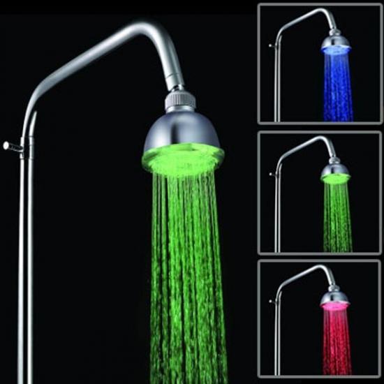 Фото - Насадка для душа Led shower купить в киеве на подарок, цена, отзывы