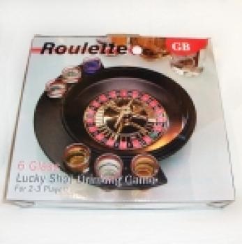 Фото - Алкоигра Рулетка с рюмками 6 рюмок купить в киеве на подарок, цена, отзывы