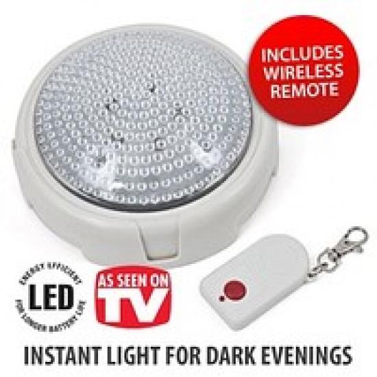 Фото - Светильник с пультом Remote Brite Light купить в киеве на подарок, цена, отзывы