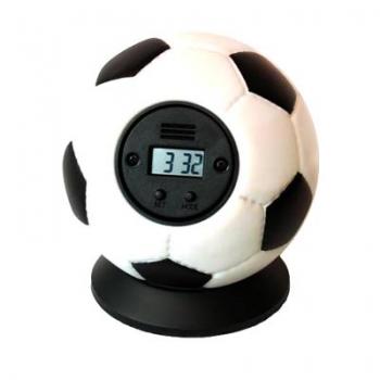 Фото - Будильником об стену Футбольный Мяч купить в киеве на подарок, цена, отзывы