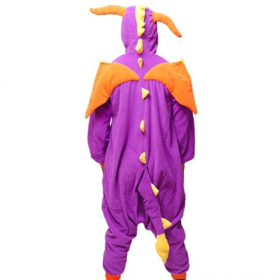 ... отзывы · фото 13717 Кигуруми Дракон фиолетовый цена bd5c28711c08f