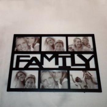 Фото - Фоторамка Family 6 фото 49*33 купить в киеве на подарок, цена, отзывы