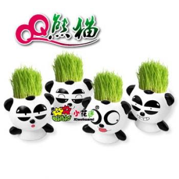 Фото - Травянчик Панда купить в киеве на подарок, цена, отзывы