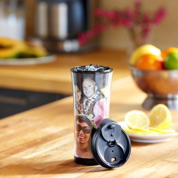 Фото - Акриловая термокружка Starbucks Свой дизайн купить в киеве на подарок, цена, отзывы
