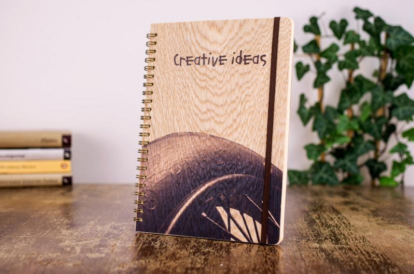 Фото - Авторский блокнот Creative ideas купить в киеве на подарок, цена, отзывы