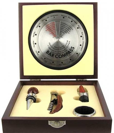 Фото - Бар - компас набор купить в киеве на подарок, цена, отзывы