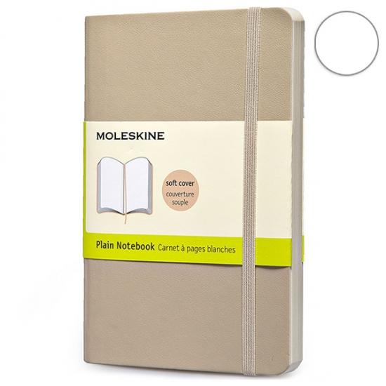 Фото - Блокнот Moleskine Classic карманный нелинованные Пшеничный Мягкий купить в киеве на подарок, цена, отзывы