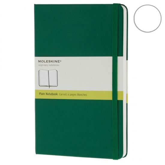 Фото - Блокнот Moleskine Classic карманный нелинованные Зеленый купить в киеве на подарок, цена, отзывы