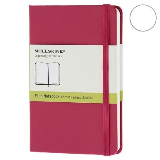 Фото - Блокнот Moleskine Classic средний нелинованные Маджента купить в киеве на подарок, цена, отзывы